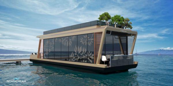 NOMADREAM Bonsai - Asian restaurant on the water
