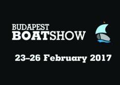 Budapest Boat Show 23-26 February 2017