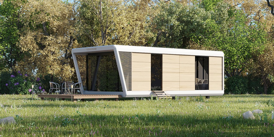 Nomadream - mobile home x 1