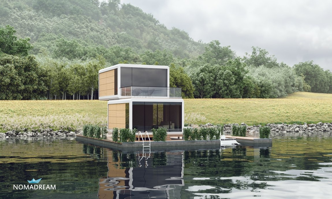 Floating Home 450 - Nomadream
