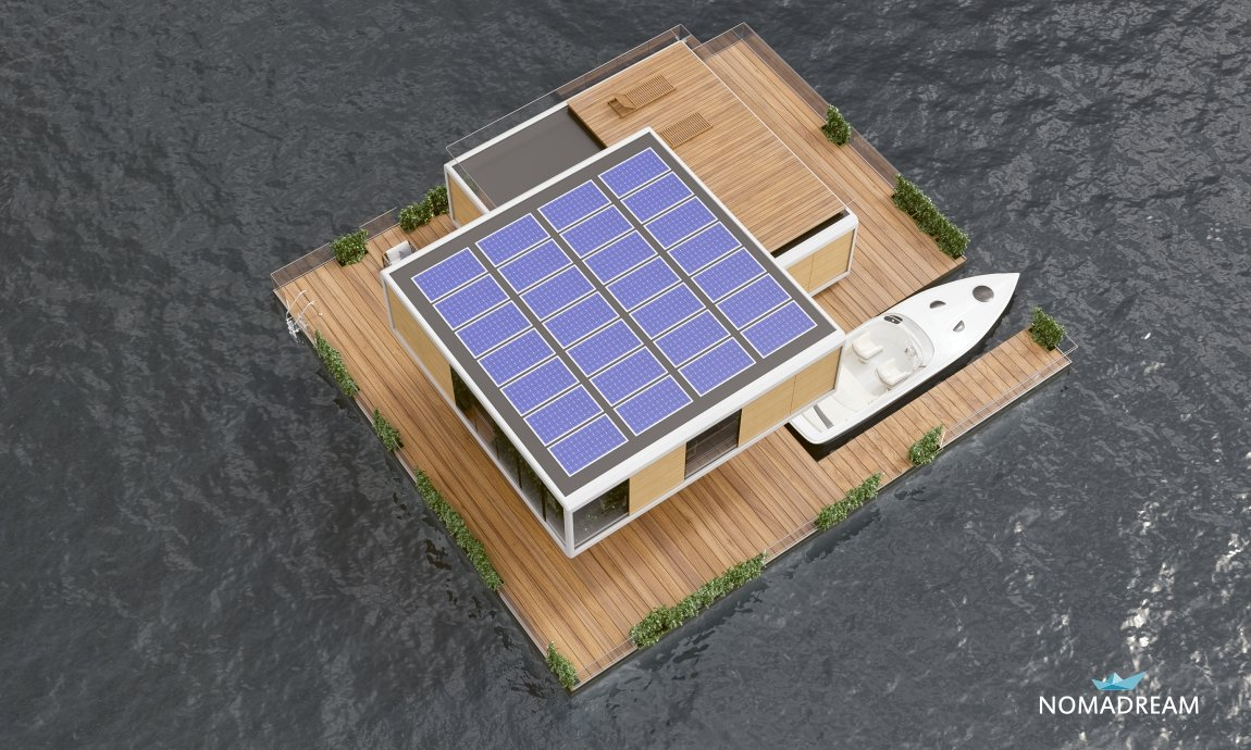 Floating Home 900 - Nomadream